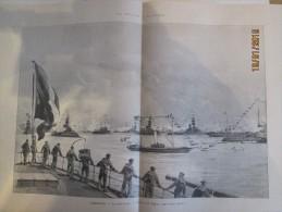 186 Cherbourg La Revue Navale - Vieux Papiers