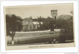 Mandeville Jamaica Parish Church - Jamaïque