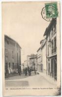 42 - CHAZELLES-SUR-LYON - Grande Rue - Vue Prise De L'Eglise - BG 614 - Sonstige Gemeinden