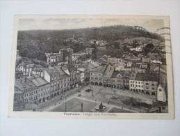 AK / Fotokarte 1929 Österreich / Sudeten. Trautenau. Lange- Und Kornlaube. A. Grohman - Sudeten