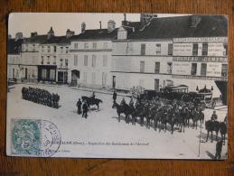 MORTAGNE-au-PERCHE (61) - Inspection Des Gendarmes De L'arrondissement - Mortagne Au Perche