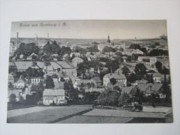 AK 1912 Österreich / Tschechien / Sudeten. Gruss Aus Rumburg I. Böhmen. Panorama. Verlag H. Richter, Zittau - Sudeten