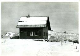 Stoos - Skihaus Skiclub Horgen + 1955  (22289) - Autres