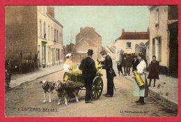 LAITIERES BELGES - La Vérification Du Lait - Unclassified