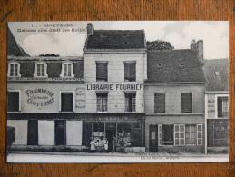 MORTAGNE-au-PERCHE (61) - Maisons Côté Droit Des Halles - Mortagne Au Perche