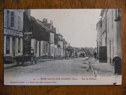 MORTAGNE-au-PERCHE (61) - Rue De Bellême (Mortagne-sur-Huisne) - Mortagne Au Perche