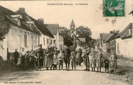 CONDE-FOLIE - Le Boucamp (1912) - Frankrijk
