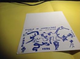 Calendrier Ban De Laveline Ecole - Formato Piccolo : 1991-00