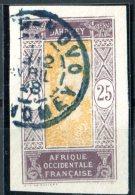 """DAHOMEY / AFRIQUE OCCIDENTALE FRANÇAISE  1922   -  """" YVERT N°63 A """" -  1  VAL. NON - DENT. - Dahomey (1899-1944)"""