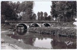 72 - Brûlon (Sarthe) - Le Pont De Chevillé Sur La Vègre - Brulon