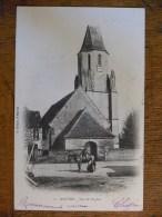 MAUVES-sur-HUISNE (61) - Vue De L'église - Otros Municipios