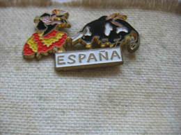 Pin´s Tauromachie: Et Viva Espana!! - Bullfight - Corrida