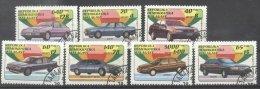 Madagascar 1993 Cars Used DE.014 - Madagascar (1960-...)