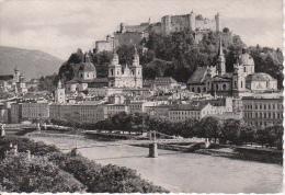 AK Salzburg - Panorama (11303) - Salzburg Stadt