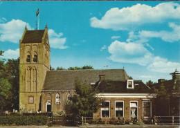NL.- Spannum. Nederlands Hervormde Kerk. 2 Scans - Pays-Bas