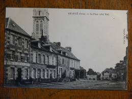 CEAUCE (61) - La Place (côté Est) - Francia