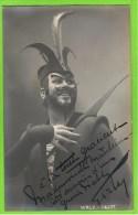 Pol Virly,  � Faust�  Th�atre Royal d�Anvers   Autographe