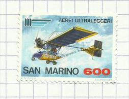 Saint-Marin N°1163, 1166 Neufs Avec Charnière Côte 2.75 Euros - San Marino