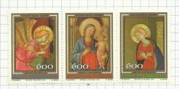 Saint-Marin N°1171 à 1173 Neufs Avec Charnière Côte 9 Euros - San Marino