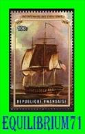 729** - Bicentenaire de l'Ind�pendance des Etats-Unis I - RWANDA