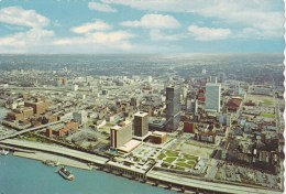 CPM Vue Aérienne De Louisville - Louisville