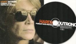 CD-SINGLE-F.HARDY-J.DUTRONC-2000-PUISQUE VOUS PARTEZ EN VOYAGE-TBE- - Musique & Instruments