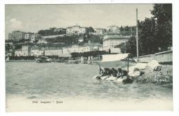Suisse//Schweiz//Svizerra // Switzerland// Tessin // Lugano   Le Quai - Cartes Postales