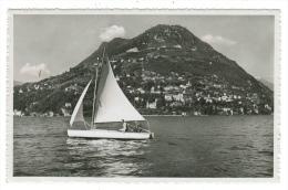 Suisse//Schweiz//Svizerra // Switzerland// Tessin // Lugano-Castagnola Et Monte Brè - Cartes Postales