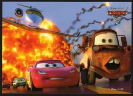 CARS 2 - Disney Film, Kino, Cinema - Nicht Gelaufen - Disney