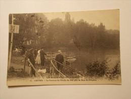 Carte Postale - CRETEIL (94) - La Terrasse De L'Arche De Noé Pris Du Bras Du Chapitre (2/60) - Creteil