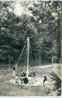 """64 - Juran�on : Colonie de Vacances  """"Le Sarrot"""" - C.A.F. de la Dordogne - Un Coin du Parc"""
