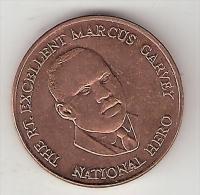 Jamaica 25 Cents 2003 Km 167  Unc - Jamaica