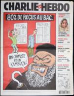 CHARLIE HEBDO N° 683 Du 20/07/2005 - Solution Kamikaze / Villepin Va Nettoyer Les Chômeurs Au Karcher / Paradis Fiscaux - Humor