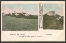 Croatia-----Novi Dvori Kod Klanjca-----old Postcard - Croatie