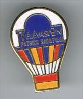Montgolfières TELEVASION Patrick Sabatier - Airships