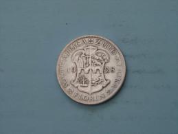 1928 - FLORIN - KM 18 ( Uncleaned - Details Zie Foto´s ) ! - Afrique Du Sud