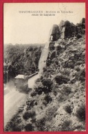 15 CHAUDESAIGUES - Rochers De Gibraltar - Route De Laguiole - Sonstige Gemeinden