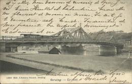 Seraing - Le Pont - 12218 - Ed: Librairie Genard, Seraing - Circulé:1906. - Seraing