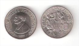 C) VATICANO GIOVANNI PAOLO II°  LIRE 100 DEL 1994 FDC - Vaticano (Ciudad Del)