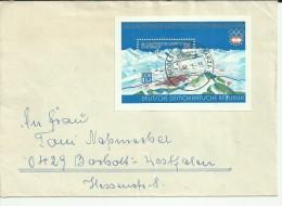 ALEMANIA DDR CC SELLOS DEPORTE ESQUI JUEGOS OLIMPICOS DE INNSBRUCK 1976 - Invierno 1976: Innsbruck