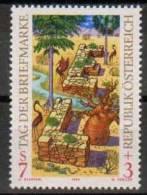 """Österreich 1994:  """"Tag Der Briefmarke"""" Postfrisch - 1945-.... 2ª República"""