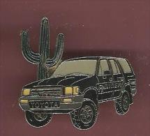 40866-Pin's.Toyota.Runner .Cactus.signé Demons Et Merveilles.. - Toyota