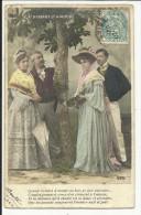 L' Oiselet D' Amour , 1904 - Couples