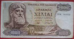 1000 Drachmen 1972 (WPM 198b) - Griechenland
