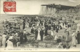 MERS - Sur La Plage                   -- LL 10 - Mers Les Bains
