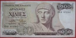 1000 Drachmen 1987 (WPM 202a) - Griechenland