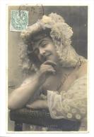 Cp, Spectacle, Dartés, Voyagée 1905 ? - Artistes