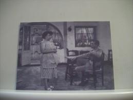 N°656 VUE 6 - PHOTO 8,5x12cm DE LUIS MARIANO 1914/1970 CHANTEUR TENOR ACTEUR BASQUE ESPAGNOL SCENE DE FILM A TABLE - Célébrités