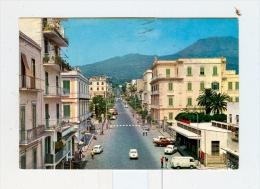 TORRE DEL GRECO,Via Vittorio Veneto-1972-BENZINA ESSO-Auto-CAR-!!!!!!!!! - Napoli (Naples)