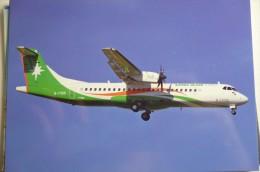 UNI AIR   ATR 72 600   B-17001 - 1946-....: Moderne